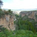 Alhama de Granada,  Los Tajos