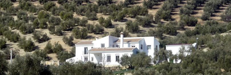 Cortijo Las Montoras - Alhama de Granada
